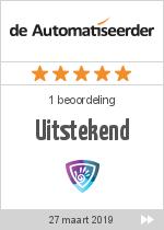 Recensies van automatiseerder Samson IT op www.automatiseerder.nl